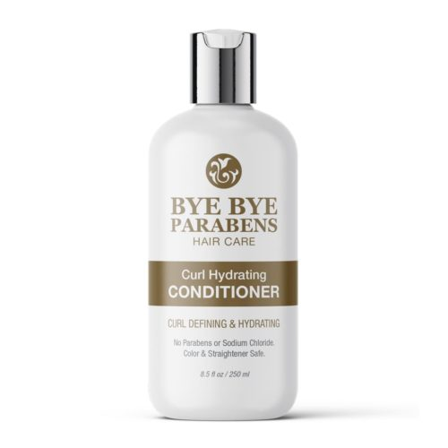 Curl Hydrating Conditioner | Bye Bye Parabens Hair Care Products