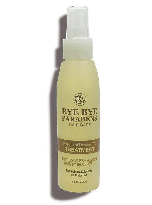 Essential Healing Oil Treatment Natural Curly Hair