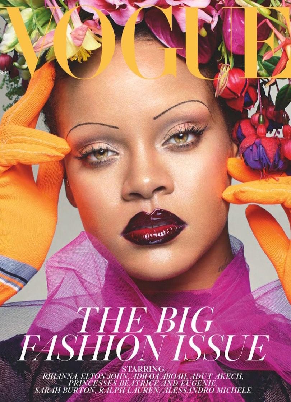 British Vogue September 2018