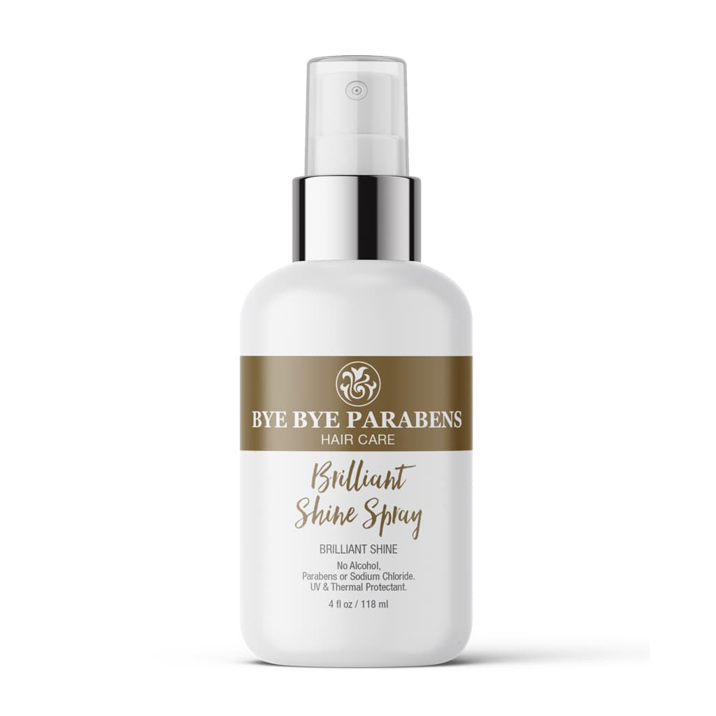 Brilliant Shine Spray | Bye Bye Parabens Hair Care Products