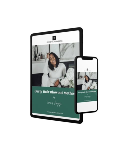 Curly Hair Blowout Method Guide Digital Magazine