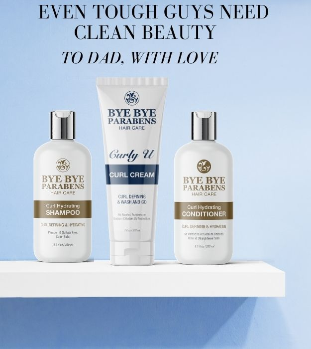 even tough guys need clean beauty