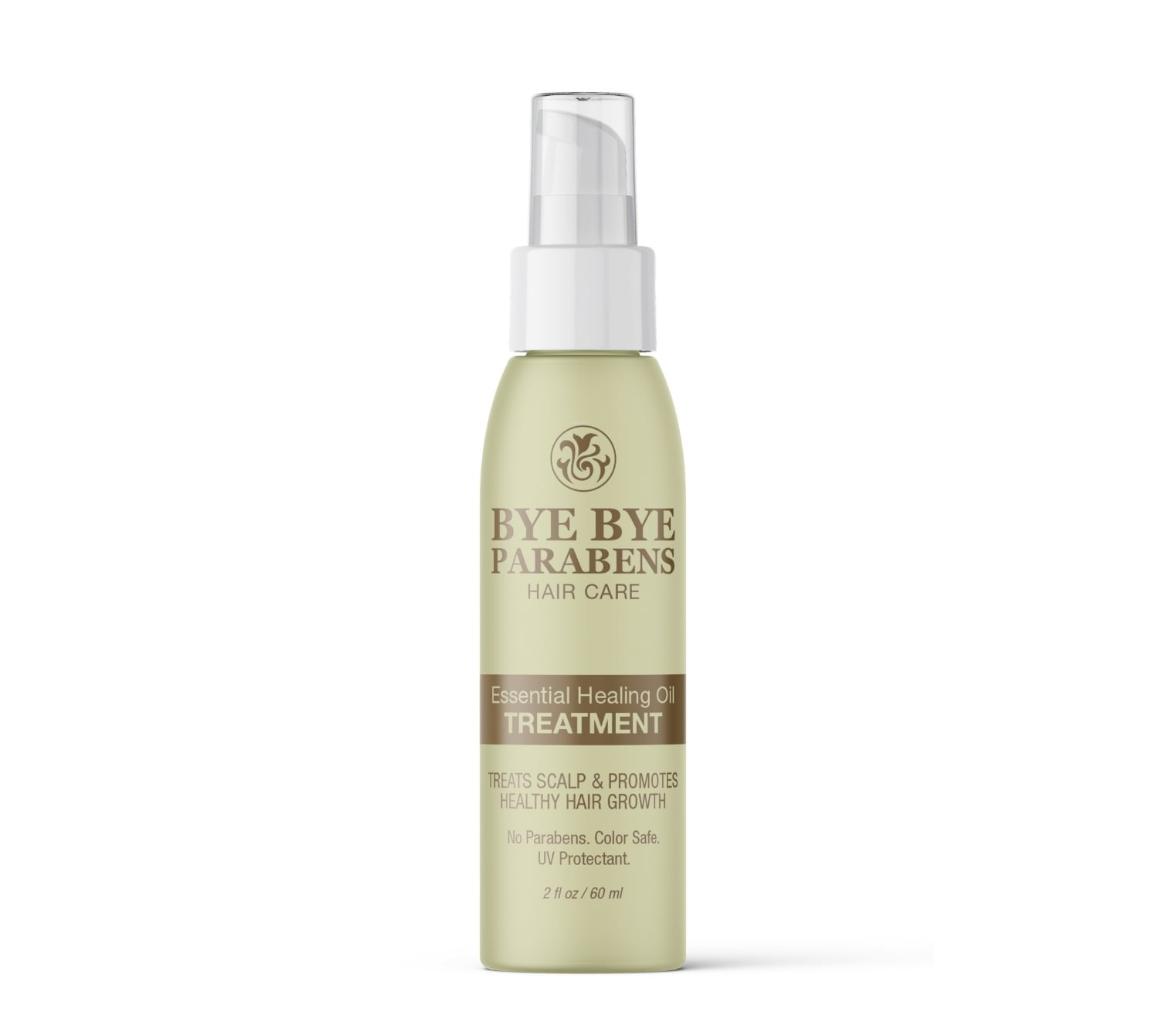 Hair Oil for Curly Hair Natural Hair Bye Bye Parabens