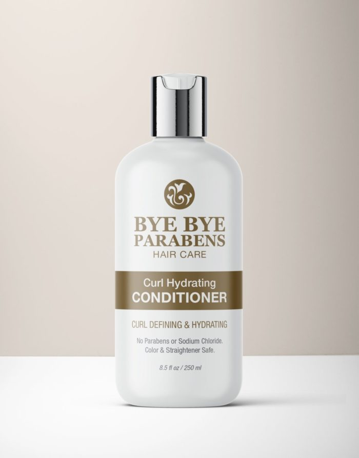 Curl Hydrating Conditioner hair product for curly hair | Bye Bye Parabens