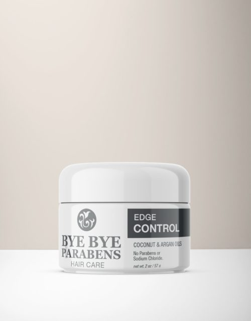 Edge Control styler hair product for curly hair | Bye Bye Parabens